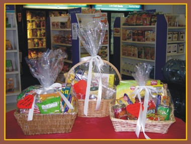 Gluten free food baskets new jersey philadelphia celiac janes customized gluten free gift baskets negle